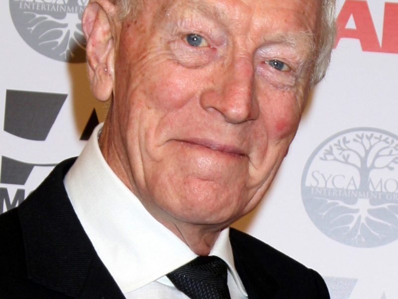 Max von Sydow net worth