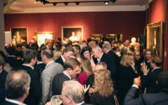 Spear's celebrates 10th anniversary in style at Philip Mould's gallery