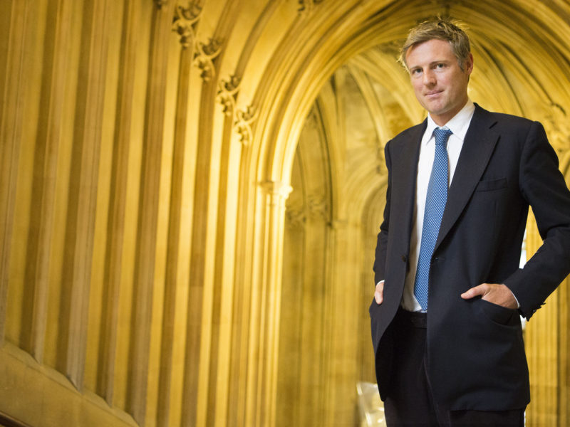Goldsmith is the safe and pragmatic bet for London business