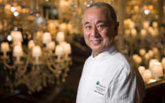 Matsuhisa Paris opens at Le Royal Monceau – Raffles Paris