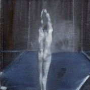 Study of a nude- bacon