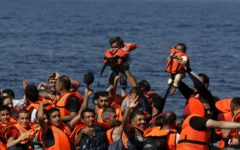 Global figures discuss tax on HNWs to ease refugee crisis