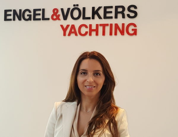 Anissa Mediouni is new CEO of Engel & Völkers Yachting