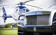 Rolls-Royce CEO on 'sailing on land', British charm and going off-road