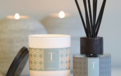 Home Aromas and Body Products Inspired by Tea