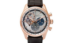 El Primero Chronomaster 1969 Rose Gold And Alligator Watch
