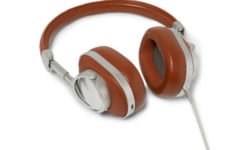 MW60 Leather Over-Ear Headphones