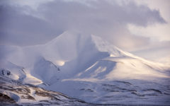 Snow-capped mountains_Svalbard_REX_3579