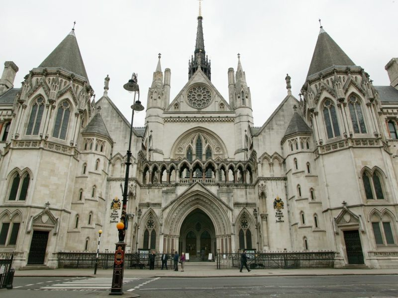THE ROYAL COURTS OF JUSTICE_36