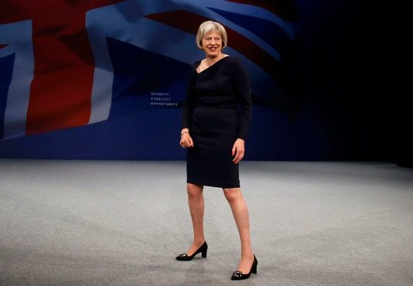 Theresa May City favourite for Tory leadership
