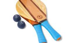 Trancoso Wooden Beach Bat And Ball Set
