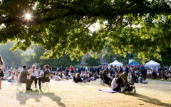 'Summer in the Square' brings music, merriment and merchants together in Mayfair