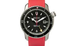 Oracle II Watch With Rubber And Kevlar® Straps