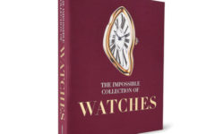 The Impossible Collection Of Watches Hardcover Book