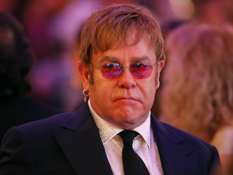 On Elton John and the darker side of the employer-employee relationship