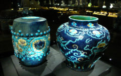 China_qing_two_blue_ceramics