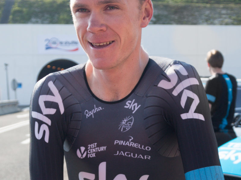 Chris Froome net worth