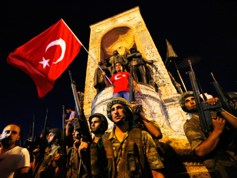 How Turkey's attempted coup affects HNWs