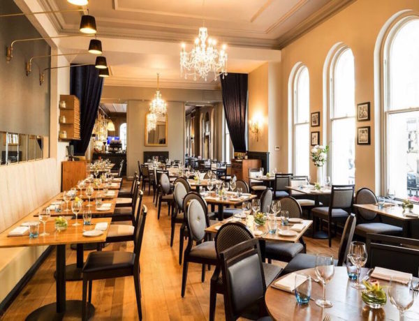 Review: Olives at The Bailey's Hotel
