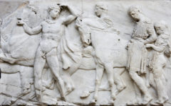 Returning the Elgin Marbles to Greece could ease Brexit negotiations