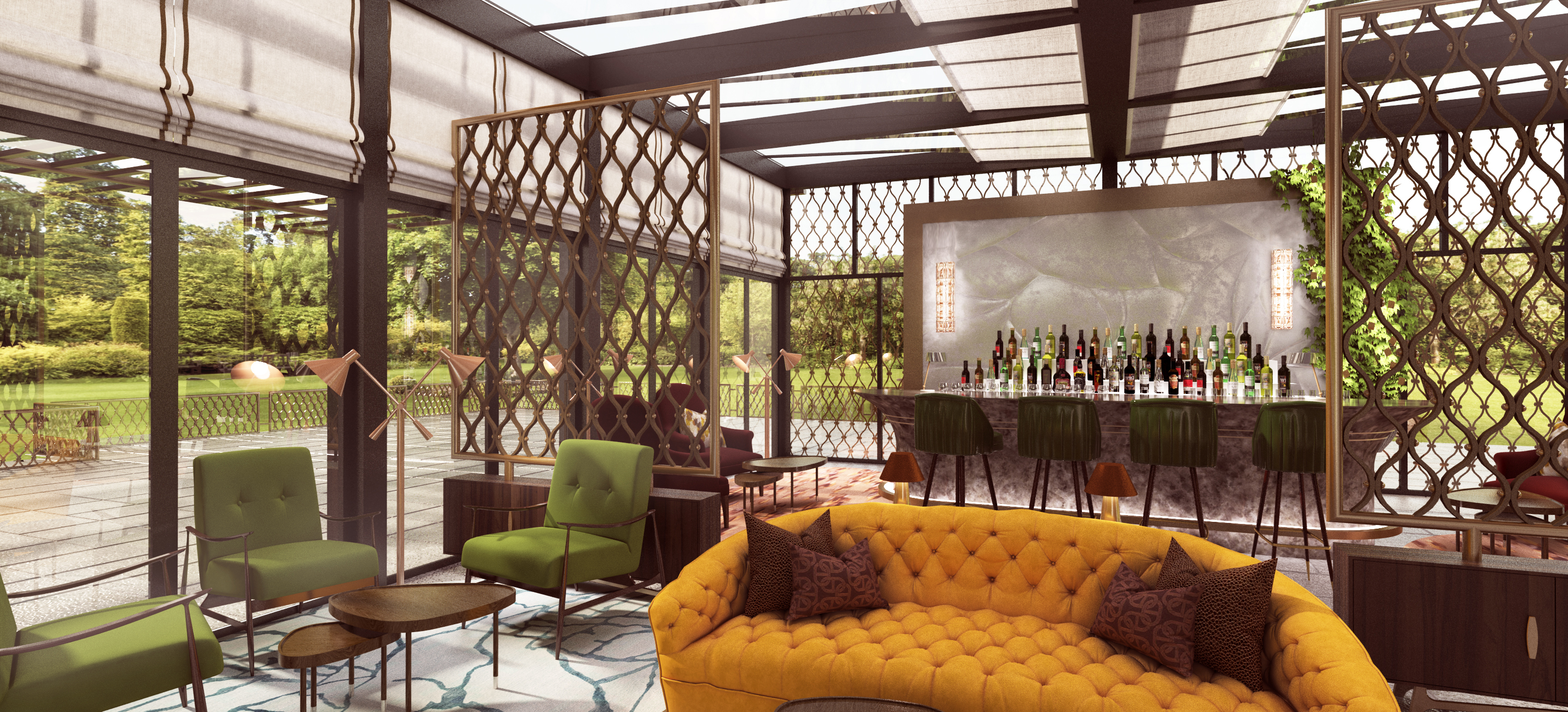 Why the devonshire club will excite the square mile 39 s for The devonshire