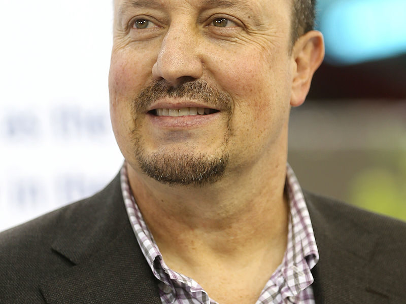 Rafael Benítez‬‬ Net Worth
