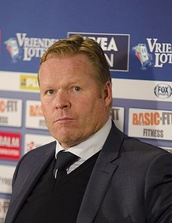 Ronald Koeman Net Worth