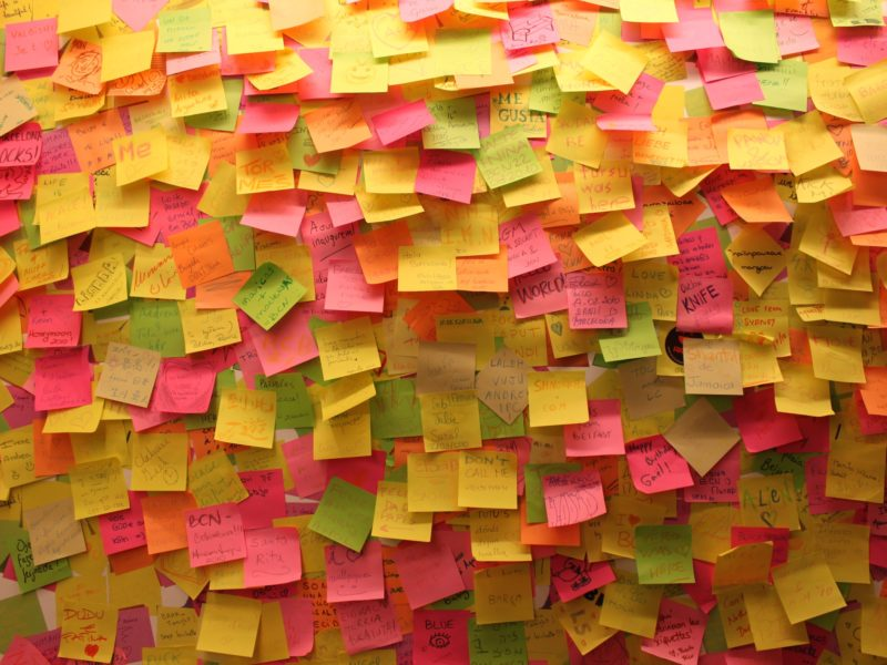 How HMRC flexes its muscles with Post-it notes