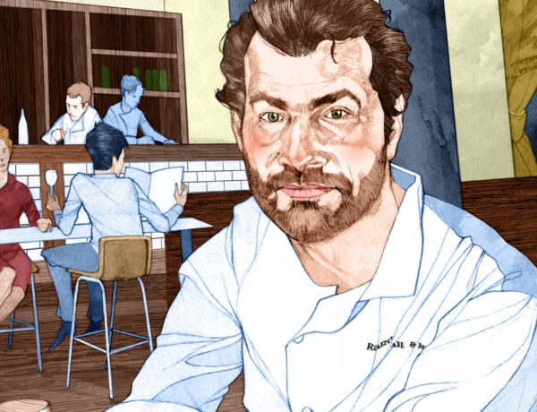 Restaurateur extraordinaire: Ed Baines on the philosophy of cooking