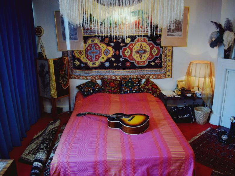 Discover Jimi Hendrix's and Handel's homes in Mayfair