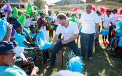 How Prince Harry uses polo to relieve HIV/Aids epidemic in Lesotho