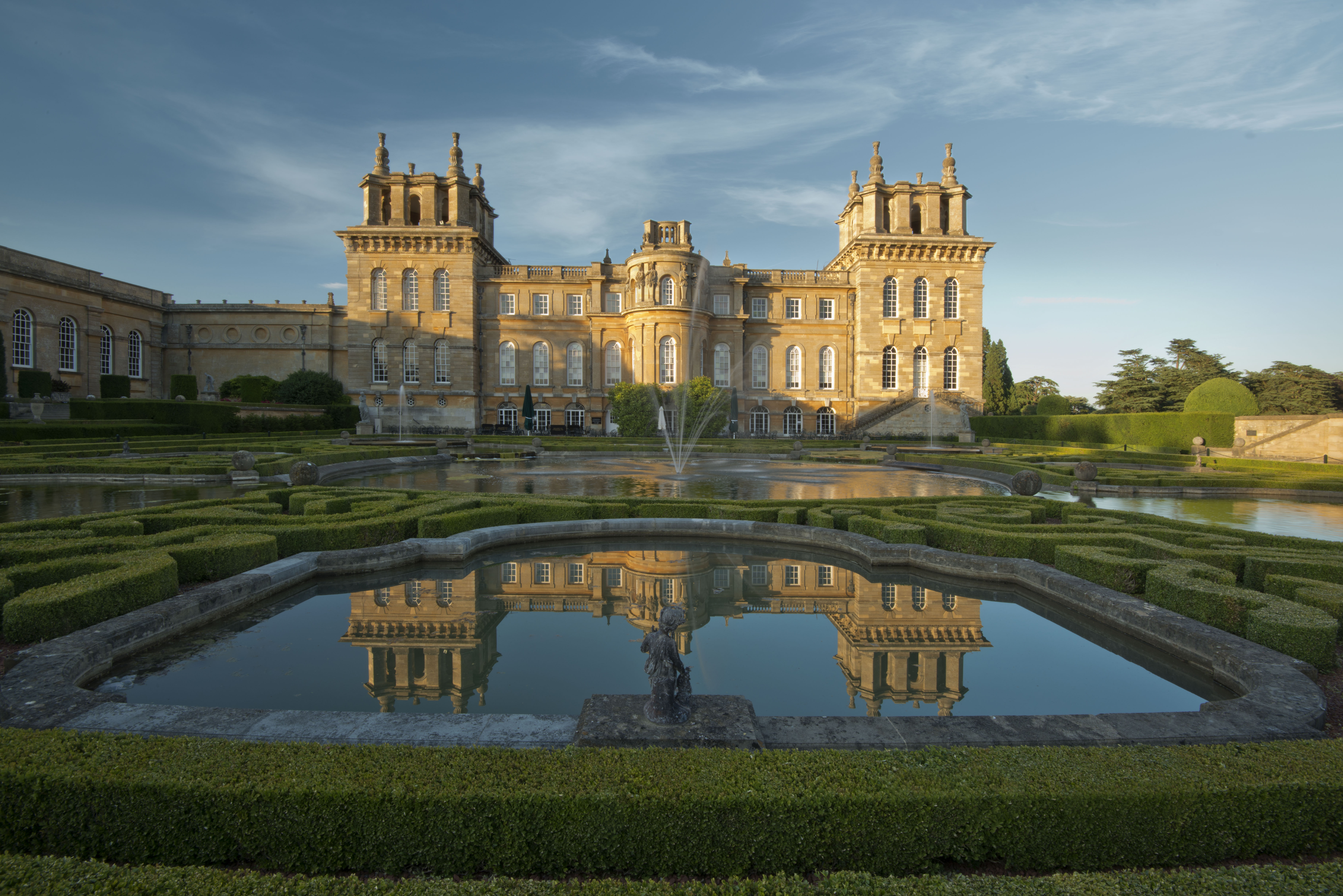 Preview: Blenheim Palace Literary Festival