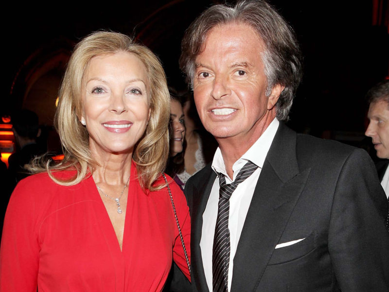 Is restaurant tycoon Richard Caring's divorce settlement the biggest in Britain?