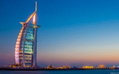 Is Dubai towering over neighbouring financial centres?