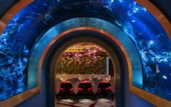 Dinner at the Burj Al Arab: Nathan Outlaw at Al Mahara