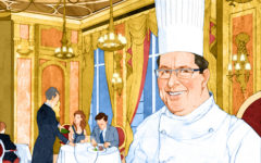 Meet John Williams MBE, the executive chef at the heart of Ritz