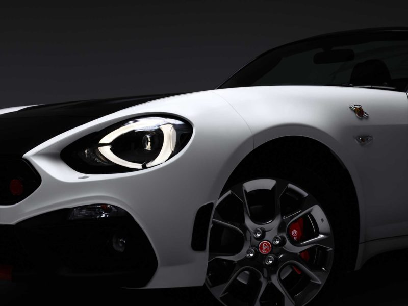 Abarth's all new 124 Spider will rev up your road trips