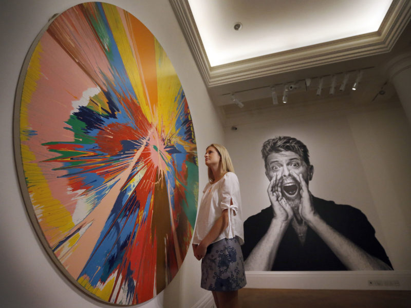 David Bowie's £33 million art sale negates hefty inheritance tax bill