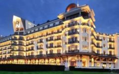 "The Hôtel Royal Evian receives the prestigious ""Palace"" distinction"
