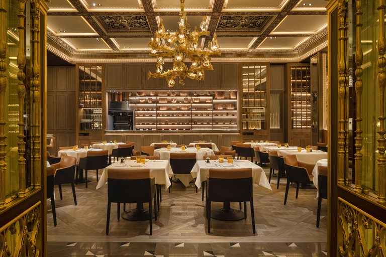 Review: The Grill at The Dorchester