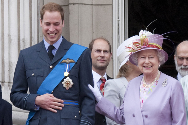 the-queen-and-prince-william