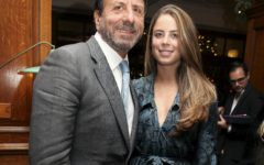 Sir Rocco Forte hosts Brown's Christmas Party with Smythson