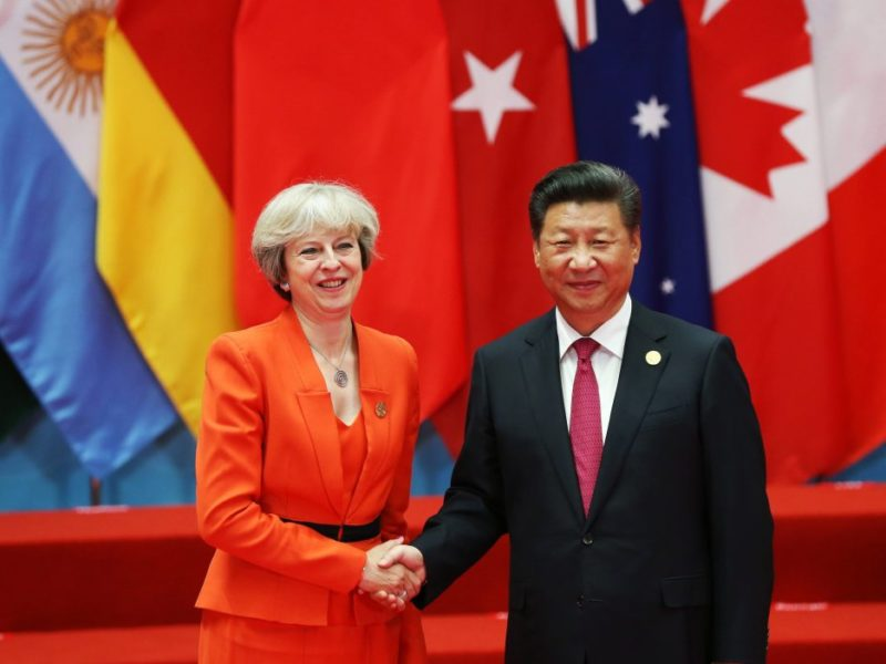 Why the Article 50 Brexit vote is crucial for UK-China relations