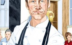 Chef Phil Howard on drug addiction, Alpine 'escapes' and a green kitchen