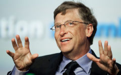 Oxfam's 'rich list' includes some of the most generous men on earth