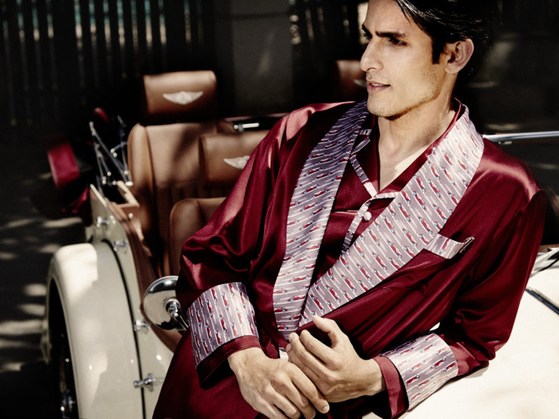 Interview: Rose Fulbright's luxury loungewear enchants China's wealthy