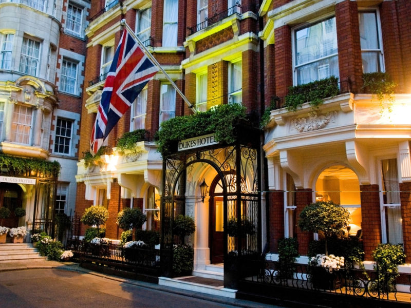 Review: Dukes Hotel, Mayfair