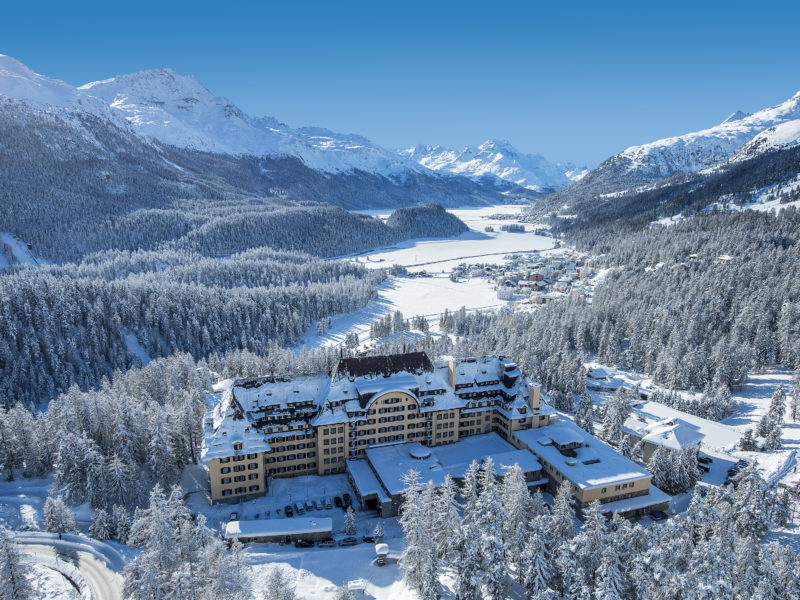 Brazil comes to St Moritz