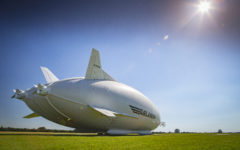 Is this a new golden age of airships?