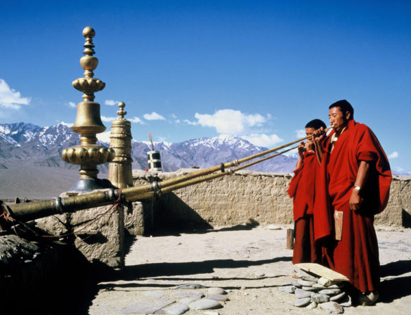 Luxury meets Himalayan elevation in Ladakh